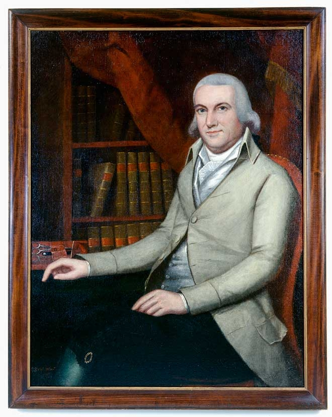 Ebenezer Hunt painting.JPG