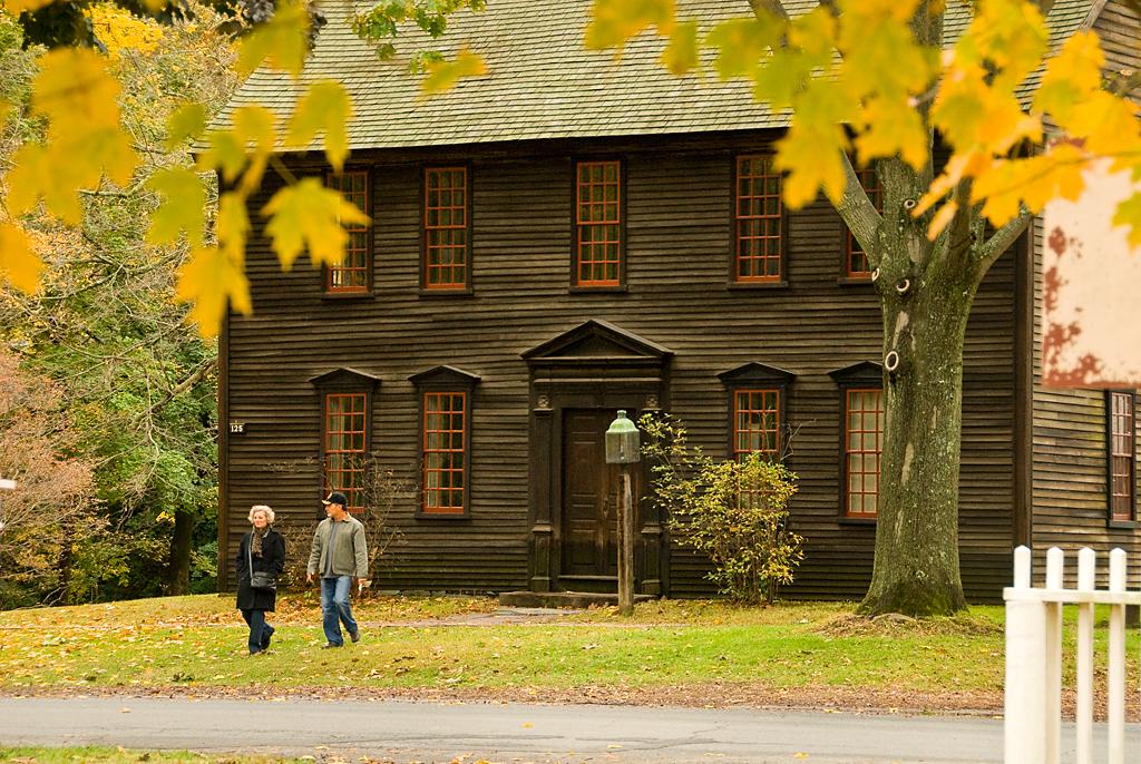 SHELDON HOUSE -