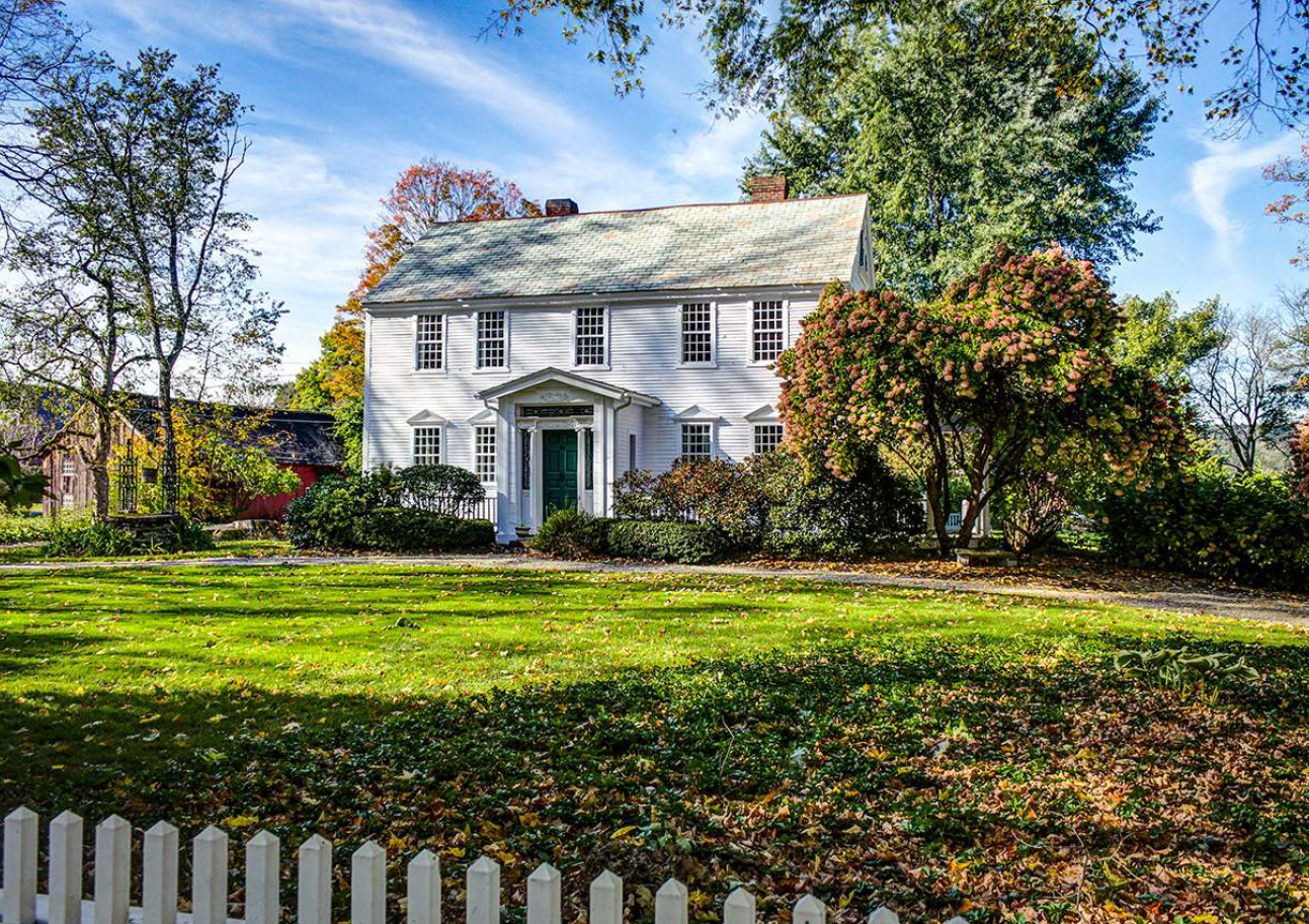 Impact: Creelman House - In November 2018, Historic Deerfield leveraged a sizable bequest from an anonymous donor to seize upon a once-in-a-lifetime opportunity: to purchase the Creelman House, located at 43 Old Main Street, just north of the Dwight House and the Flynt Center of New England Life.Dendrochronology research indicates that the frame was constructed in 1729. The house has been remodeled, probably in the 1760s and then again in 1885, and was once the home of James Wells Champney, an American genre artist and illustrator noted for his portraits, oriental scenes and American landscapes.One of the Museum's highest priorities is collecting significant objects of cultural and aesthetic merit documented to ownership or manufacture in Deerfield. Nothing is more significant than one of Deerfield's houses!