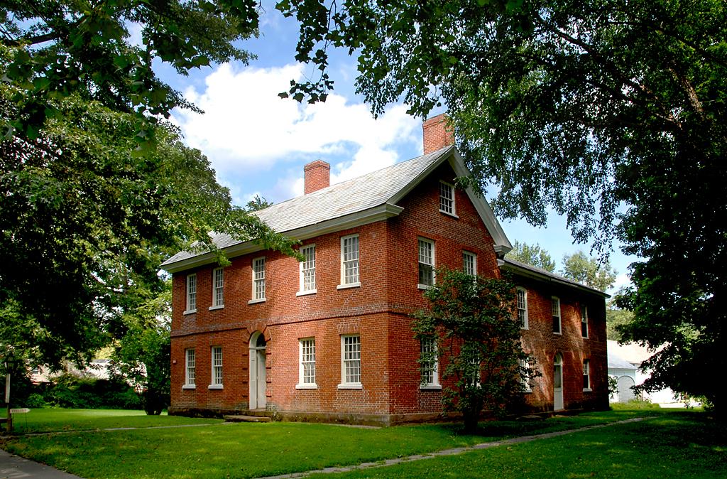 Restoration of the Stebbins House -