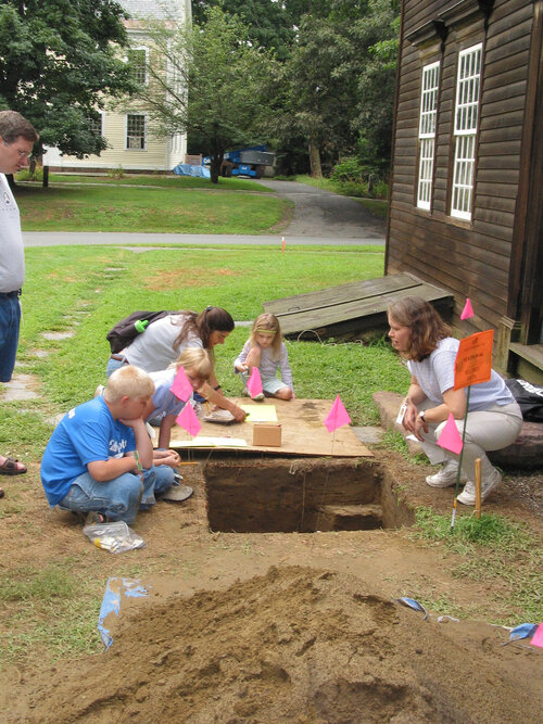Archaeology Days at Historic Deerfield