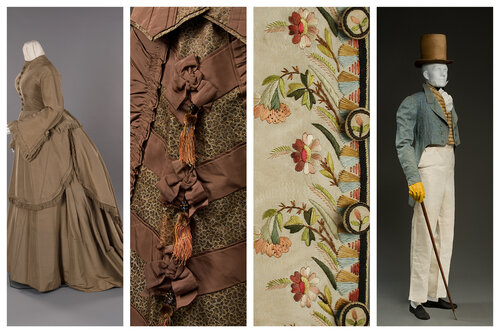 Invisible Makers: Textiles, Dress, and Marginalized People in 18th- and 19th-Century America