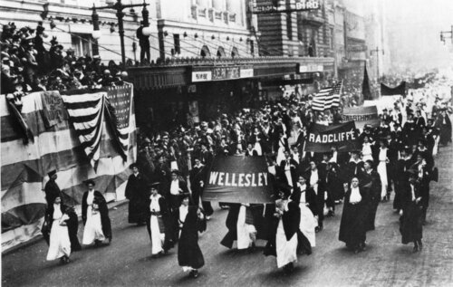 From Suffrage to Stonewall: The Visual and Material Culture of Social Justice