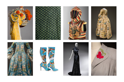 Clothing an American Story: A Tale of Two Massachusetts Fashion Collections