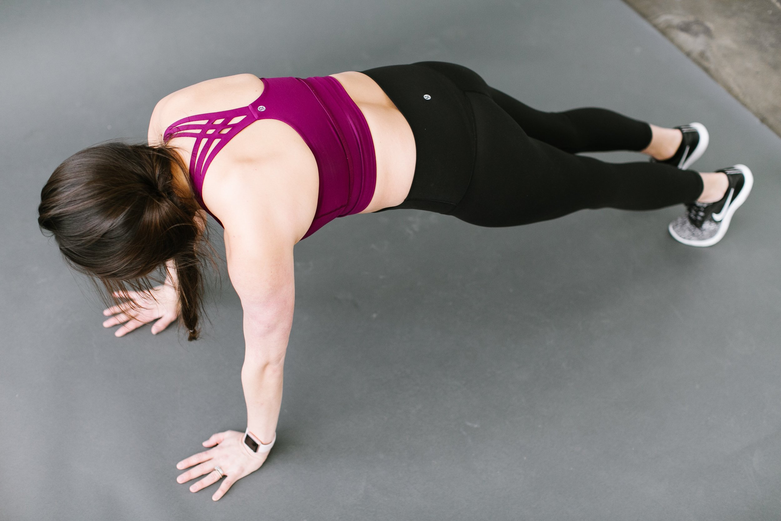 Sometimes pushing through the pain is NOT a smart decision. You might have to say so long to pushups for a while.