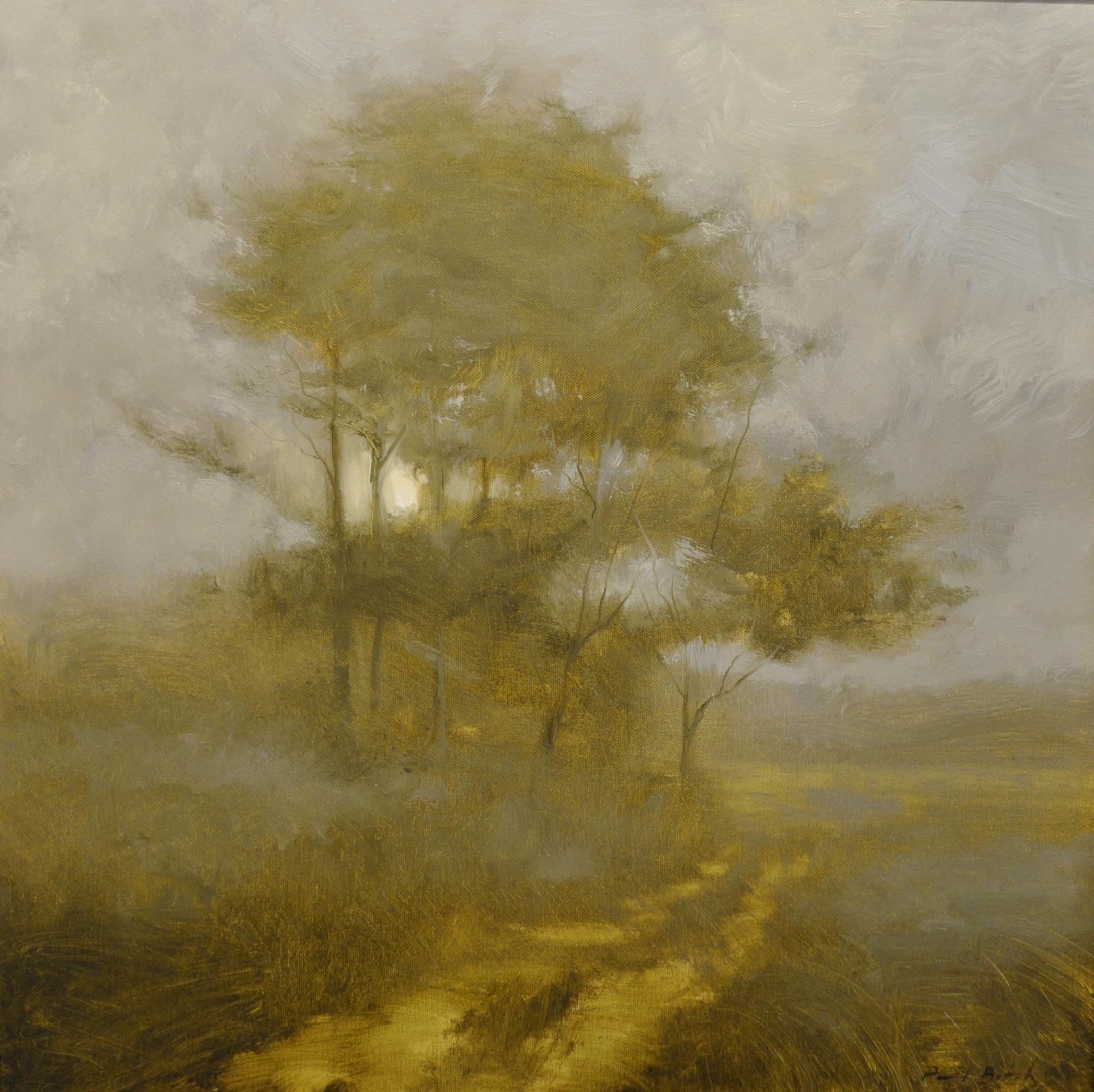 Sunset Tree Oil.
