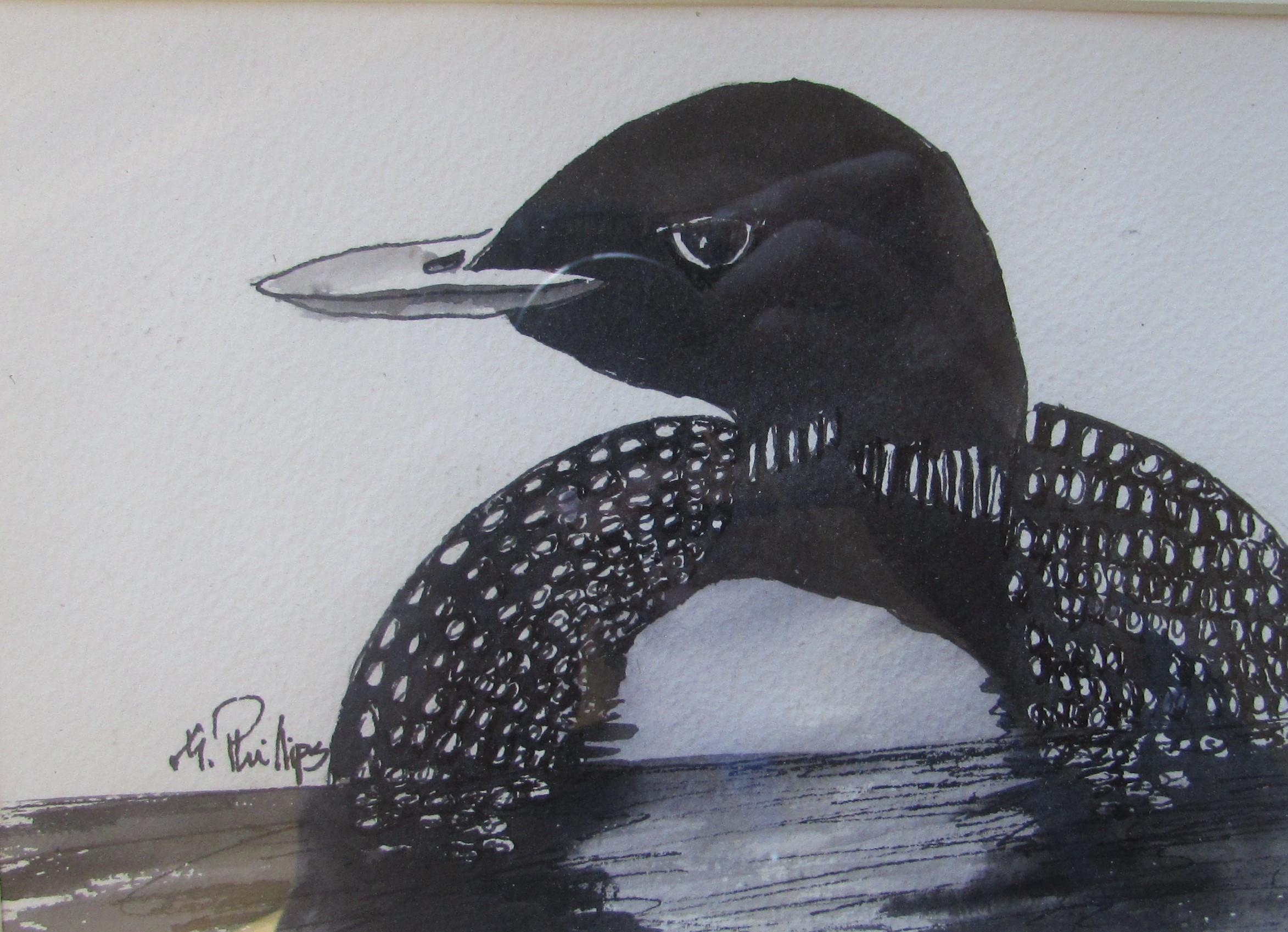 Duck ink