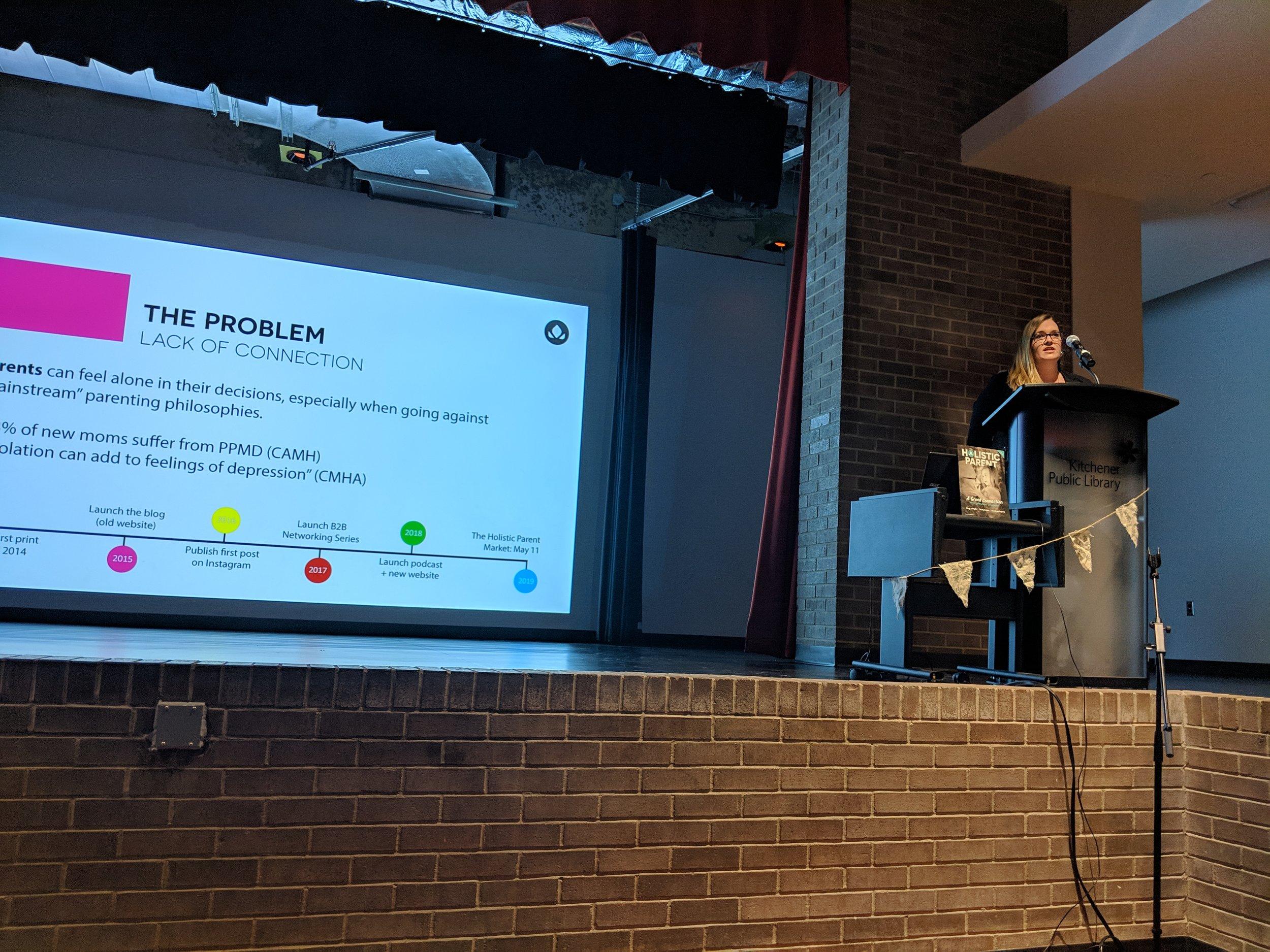 Elaine Kapogines, The Holistic Parent    www.theholisticparent.ca