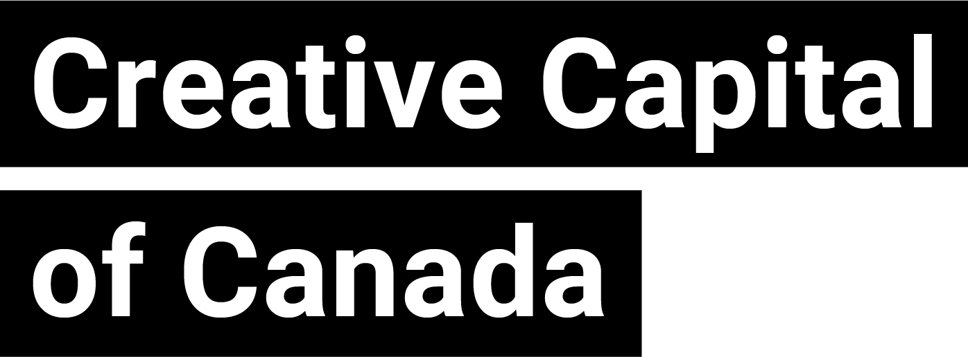 Learn more about CCOC at  www.creativecapitalofcanada.ca