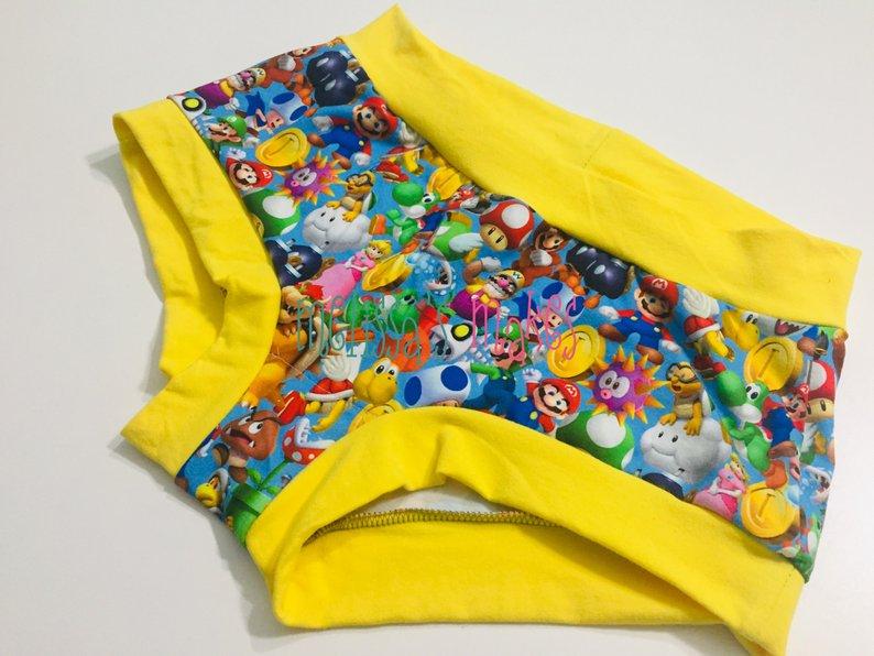 Item: handmade women's underwear