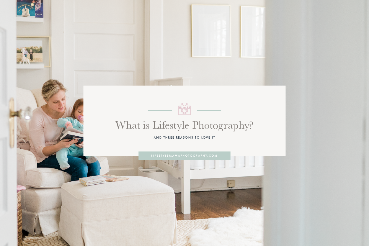 what is lifestyle photography