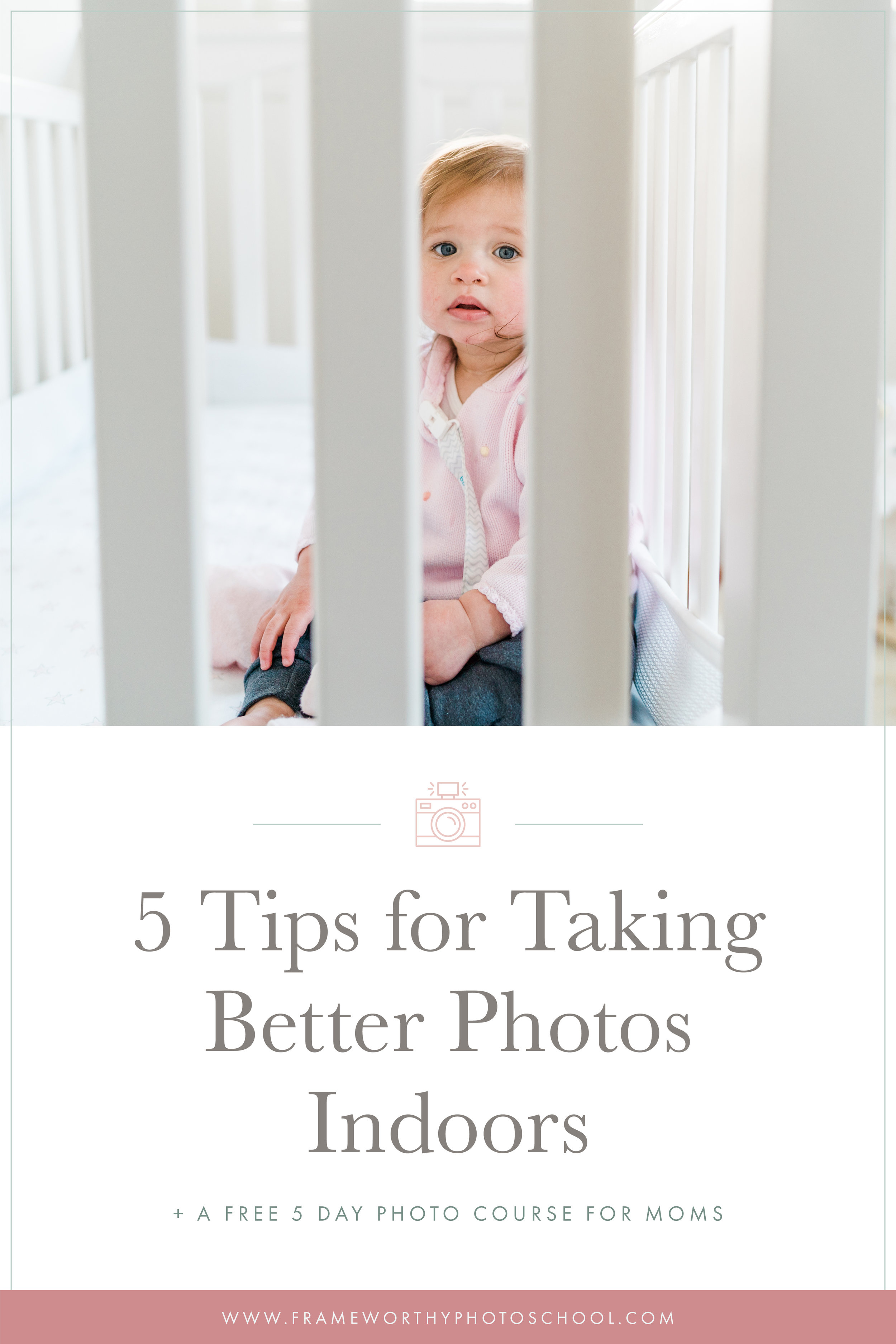 How to take better photos indoors