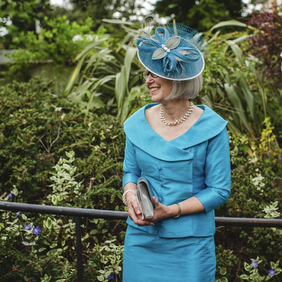 Sarah Crozier designer hat