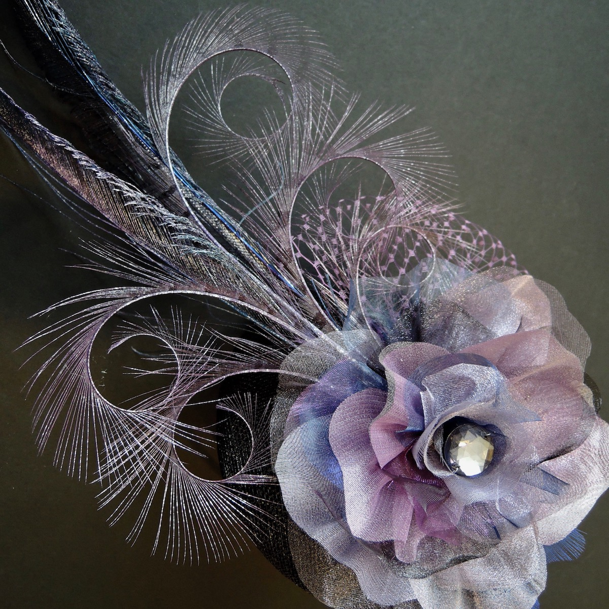 Sarah Crozier Fascinator