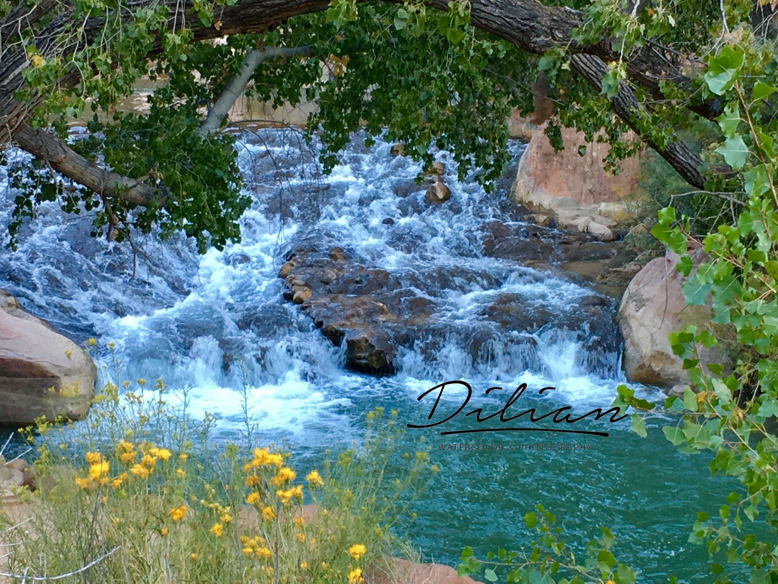 Emerald Pool,