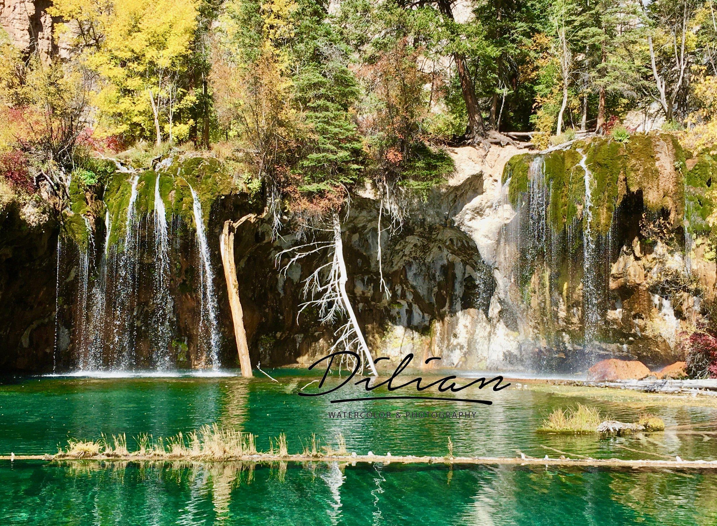 Hanging Lakes