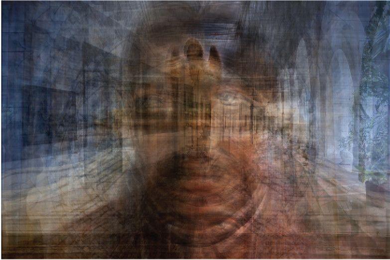 Alfonso Bonilla.  Beatis , 2015. Chromaluxe. Photograph. 18 x 24 in. $2,000.00