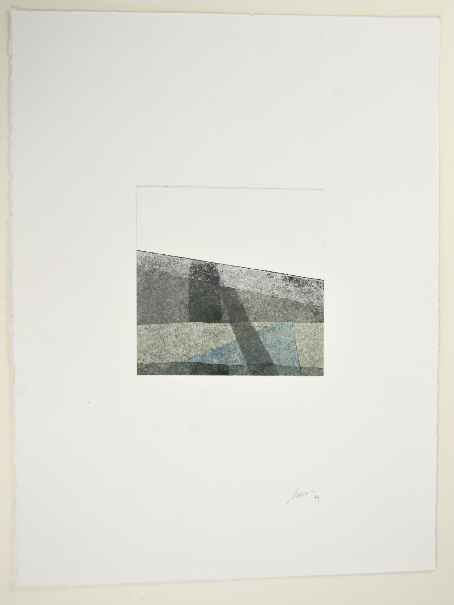 Luisa Duarte. Collage on Paper.