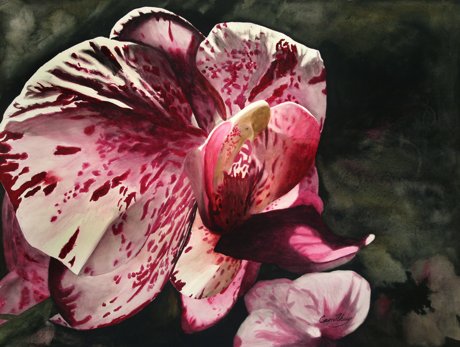 Thuy Nguyen Magenta Orchid.jpg