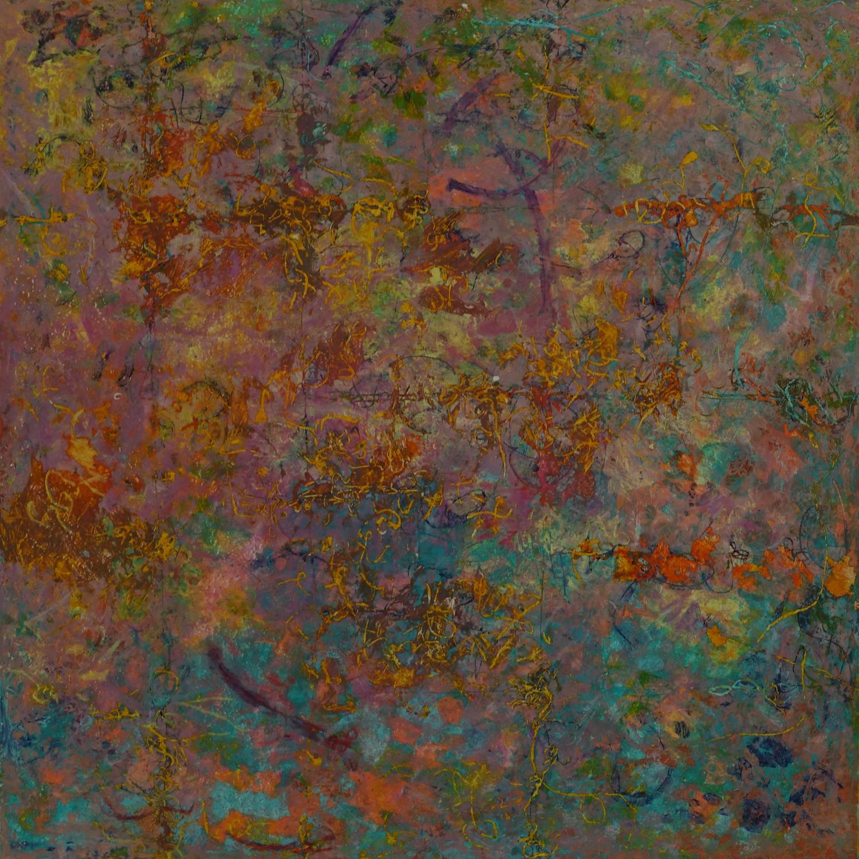 Maria Hughes,  Maria 515 , Monotype, 20 x 20 in