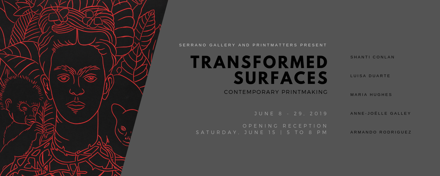 Transformed Surfaces Contemporary Printmaking Exhibition at Serrano Gallery Houston.png