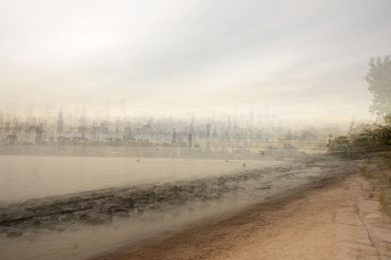 Alfonso Bonilla,  Hudson River . Chromaluxe Photograph. 18 x 24 in.