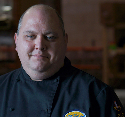 RYAN MARQUIS - Executive Chef, Ingredients Sales & Western Regional Sales Manager