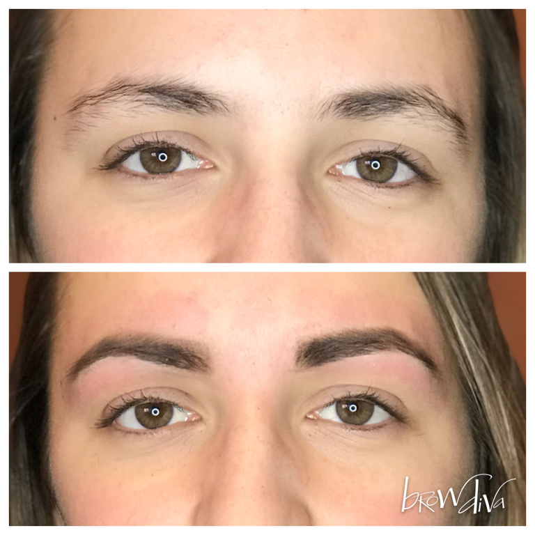 Chelsea - Brow Diva - Before & After - 001.jpeg