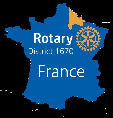 CONFÉRENCE DISTRICT 1670 - AVRIL 2018