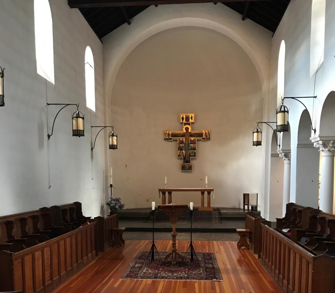 Holy Cross Monastery, West Park, NY