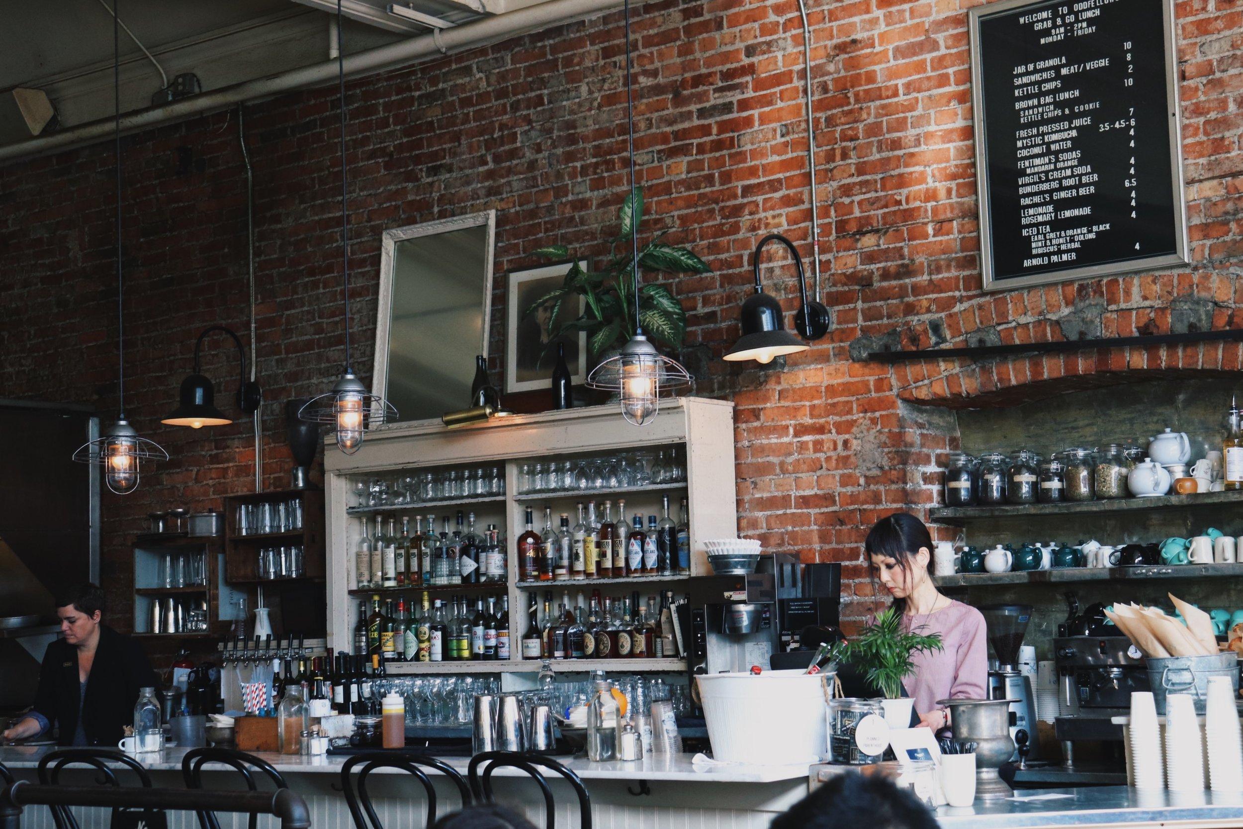 Oddfellow's Bar