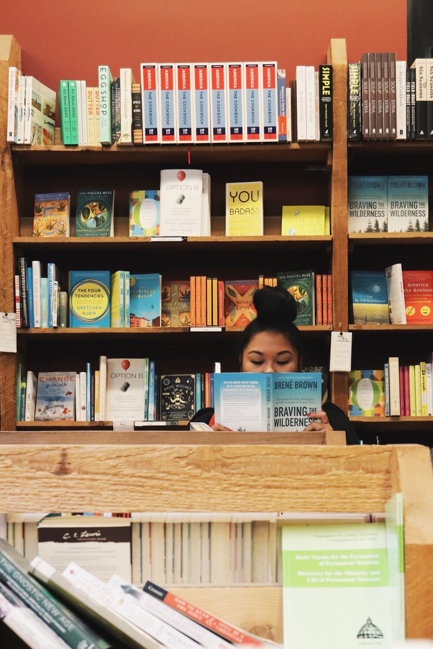 @ Elliott Bay Book Co.