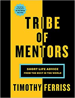 Tribe of Mentors, Timothy Mentors