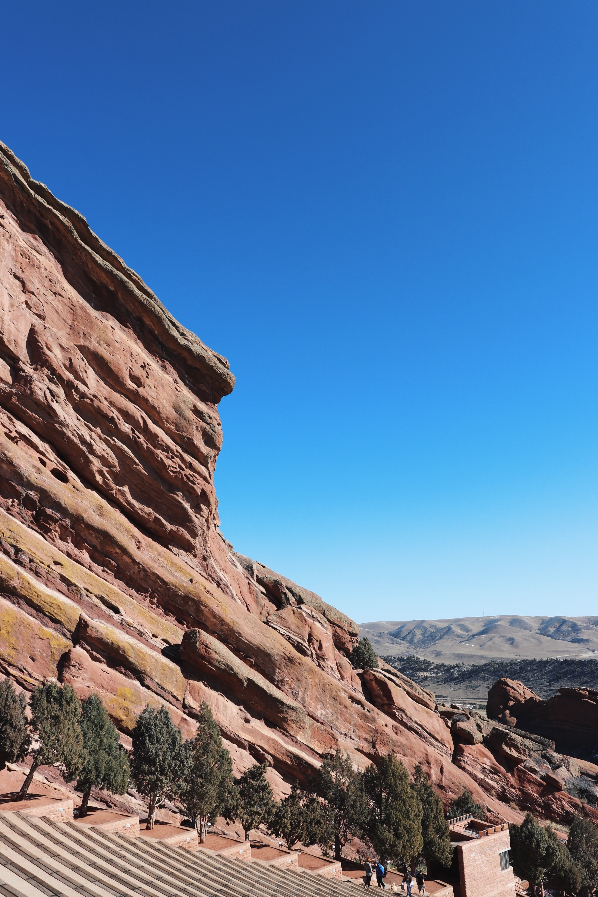 Red Rocks Open Amphitheatre