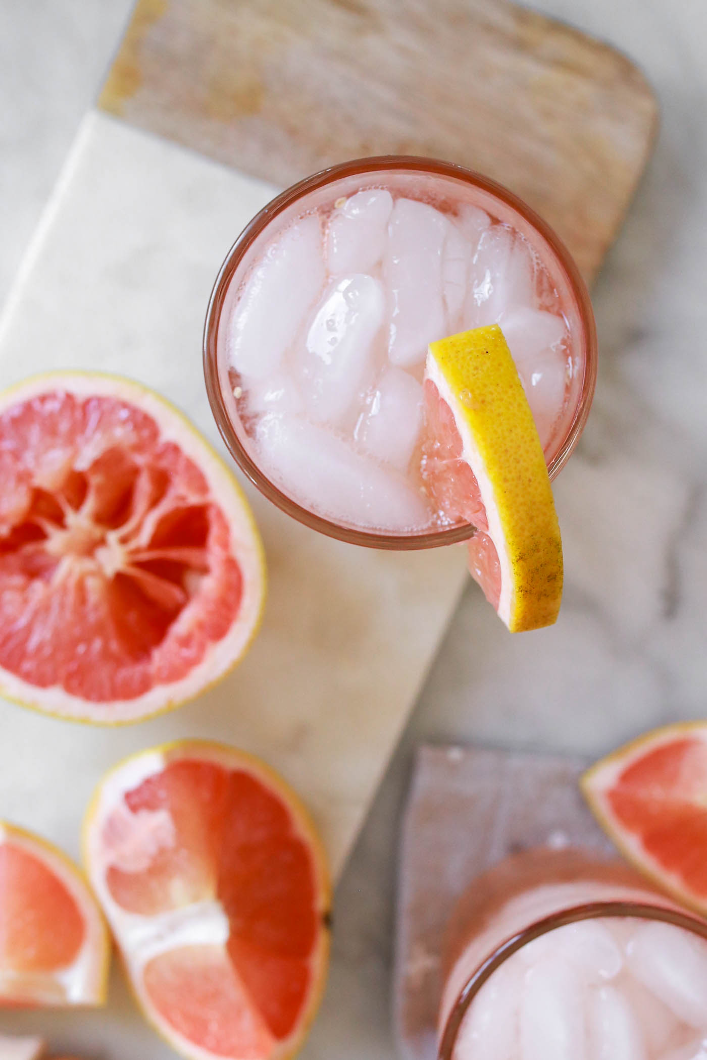 "IN FOOD & DRINK  ::  ""GRAPEFRUIT LIME FIZZ"" WITH 7UP & MY STYLE VITA"