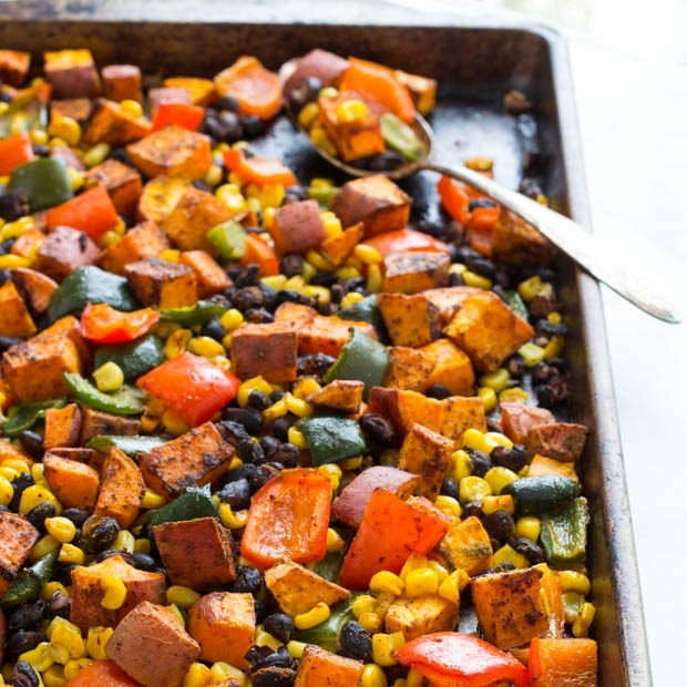 Vegetarian Meal Plan by The Roasted Root
