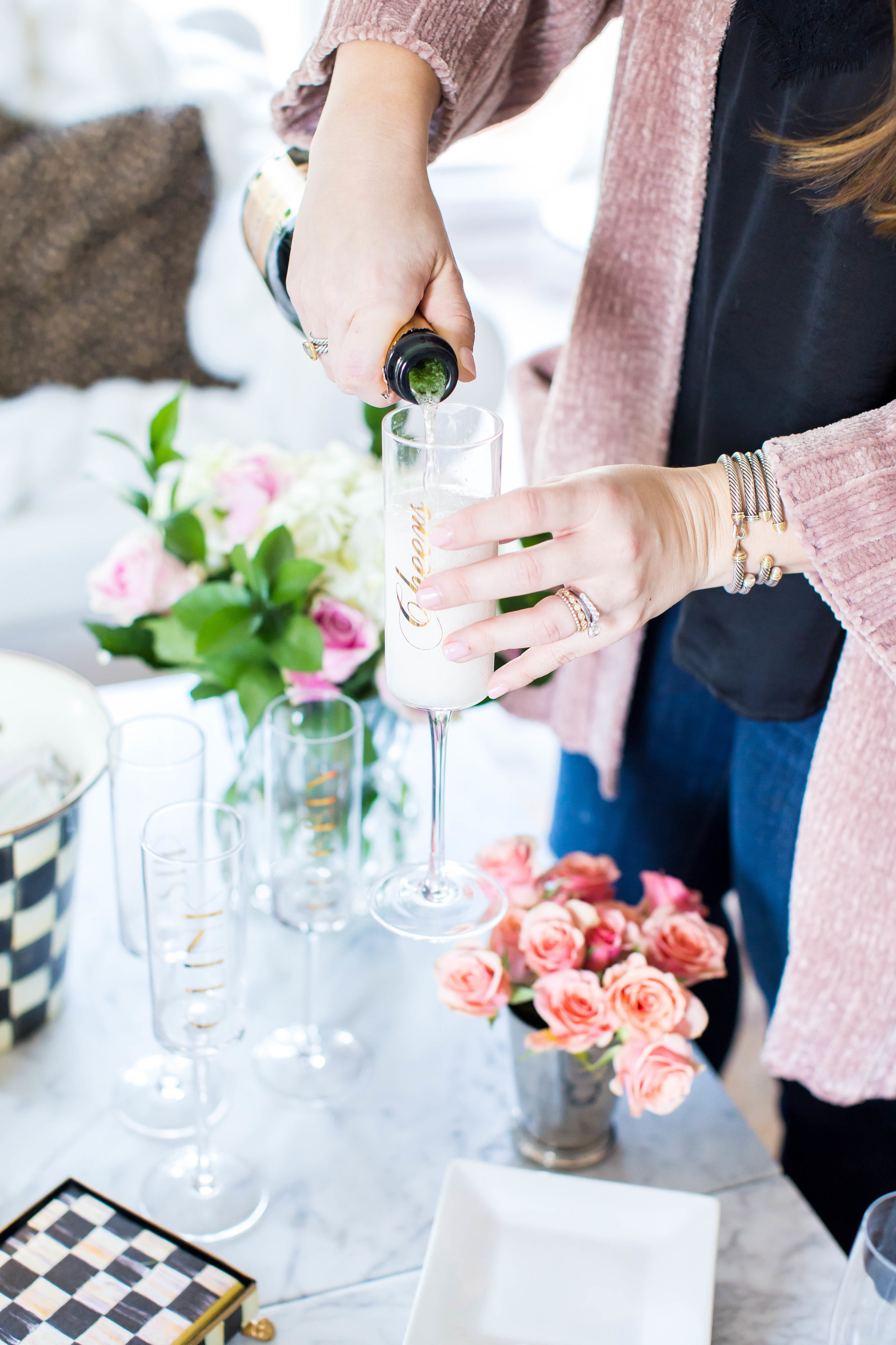 How to Host the Ultimate Girls' Night In