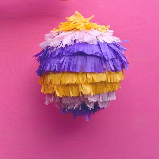 Mini Piñata Party Favors
