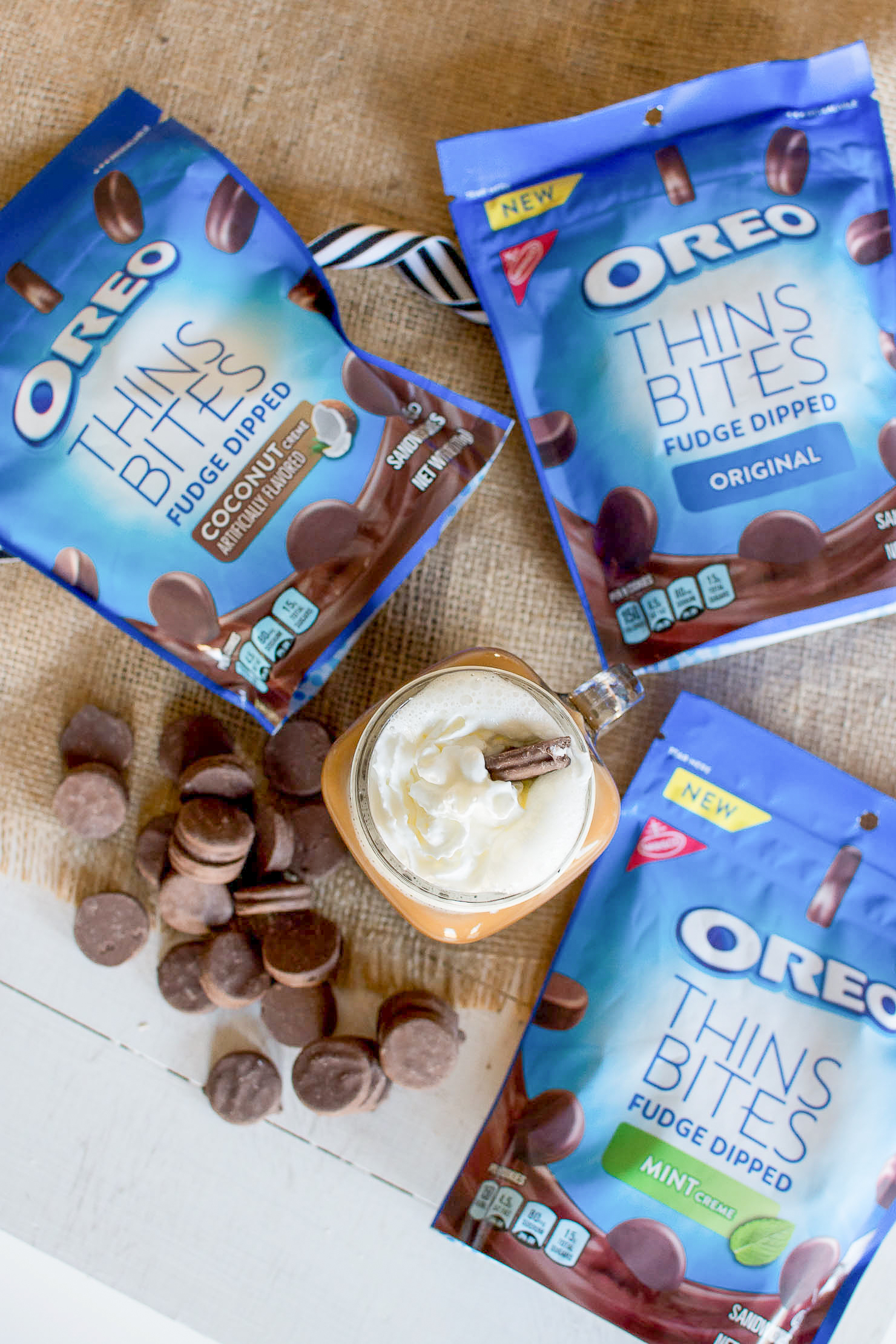 In partnership with Oreo Thins Bites |  How I Relax with Oreo Thins Bites