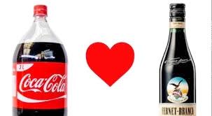 Coke + Fernet = Cool Mom Bev