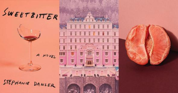 """""""Millennial Pink"""" examples from The Cut, """"Why Millennial Pink Refuses to Go Away"""""""