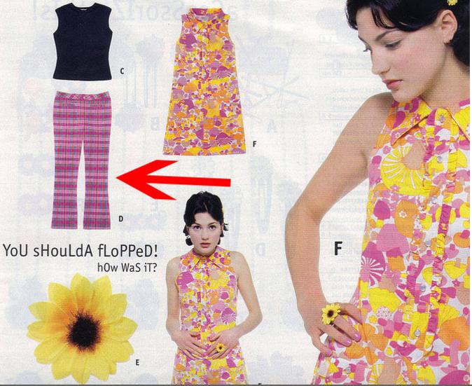 From Delia's Summer '96 catalog (via Buzzfeed)