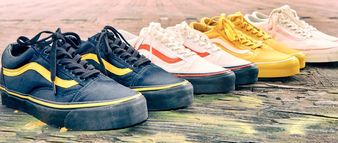 """Vans x Opening Ceremony """"Satin Pack"""", of course it's almost all sold out since launching Friday"""