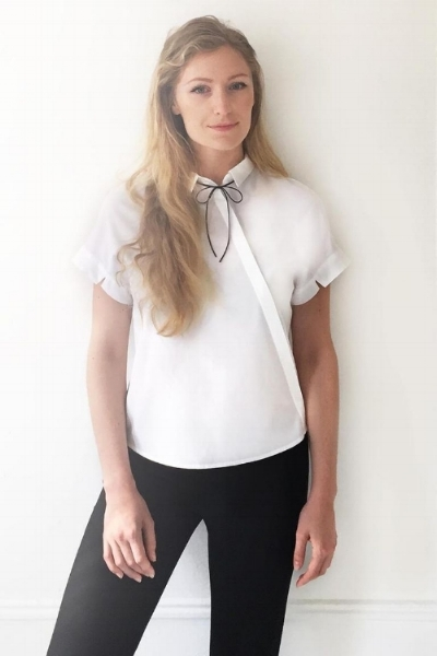 Matilda Kahl's work uniform