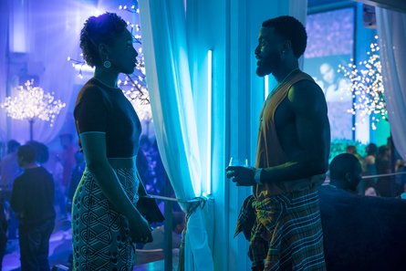Issa and Daniel, Insecure, Season 2, Episode 4.
