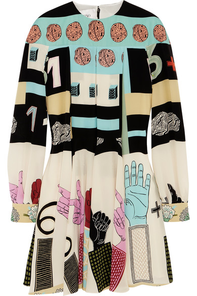 Nathalie du Pasquier for Valentino, a mere $3,690 on Net-a-Porter