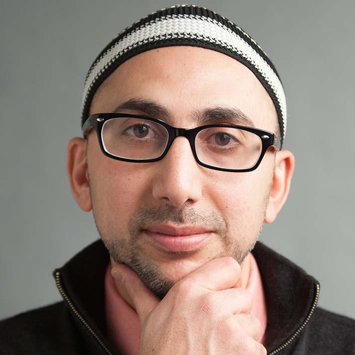 Rami Nashashibi, genius