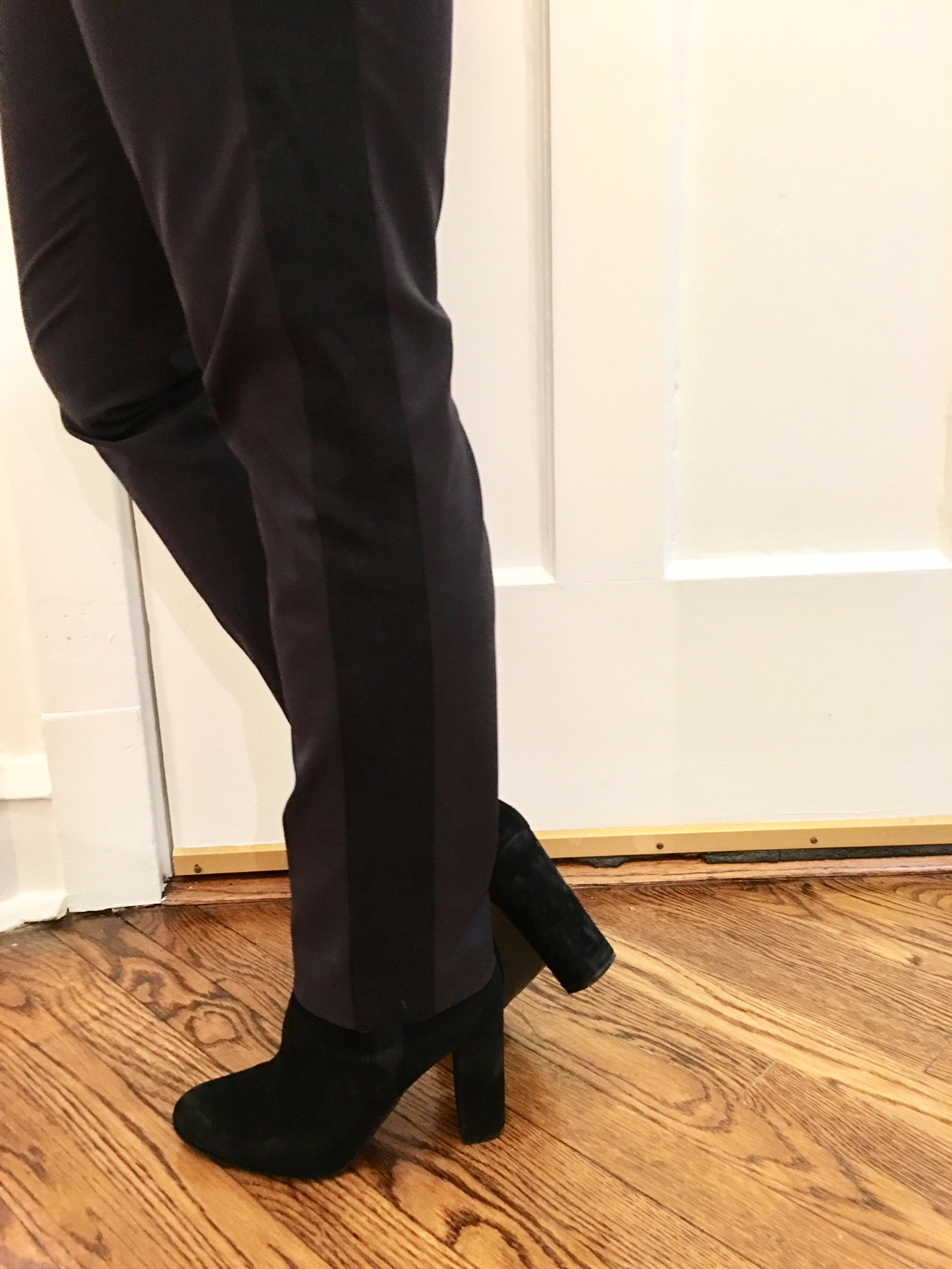 Megan's perfect Rebecca Taylor trousers are no longer available. How about these ?