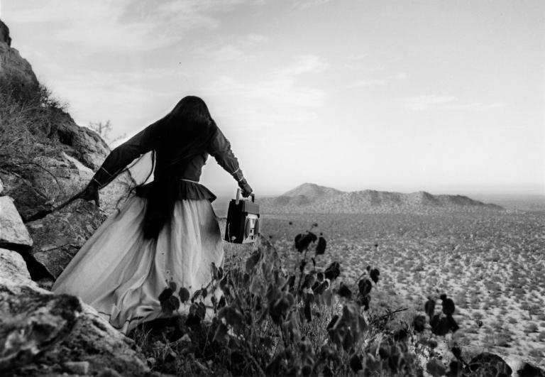 Graciela Iturbide. Angel Woman, 1979.