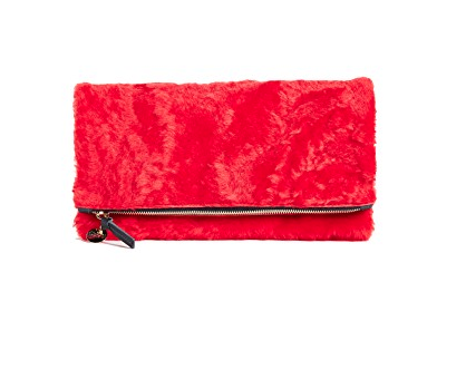 Clare Vivier Foldover Clutch or  this cheaper one